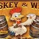 Whiskey & Wings Bar Crawl