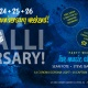 Our 3rd Anniversary Party! Jan 24-25-26!