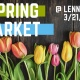 Spring Market at Lenny Boy