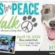 10th Annual Paws for Peace Walk