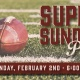 Super Sunday Party