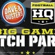 Dave & Buster's Big Game Watch Party
