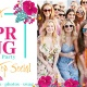Spring Girl's Night Out Rooftop Social: Its a 'Garden Party!'