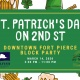 St. Patrick's Day on 2nd St Block Party