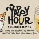 Yappy Hour Sundays
