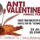 Whisky River Anti Valentine's Day Party