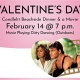 Valentine's Day Dinner & a Movie - Dirty Dancing