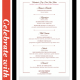 Valentine's Day Dinner at the Rusty Hook Tavern