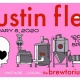 Valentine's Austin Flea at the Brewtorium