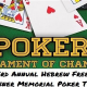 3rd Annual Joe Krassner Memorial-Hebrew Free Loan Poker Tournament