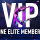VIP Elite Member GLOW Night