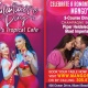 Valentine's Day at Mango's Tropical Cafe