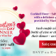 Valentine's Day Dinner Event at The Wine Bar