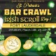 Barcrawls.com Presents Ft. Lauderdale St. Patrick's Day Bar Crawl Day 1