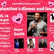 Valentine's Dinner and Laughs