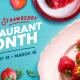Florida Strawberry Restaurant Month |Oggi Italian
