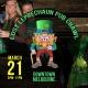 Lost Leprechaun Pub Crawl Downtown Melbourne