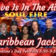SoulFire Caribbean Jacks Valentines Day Party