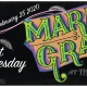 Mardi Gras in the Yard