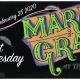 Mardi Gras in the Yard