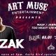 Art Muse Entertainment Presents : Ciszak @ Elixir Orlando