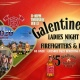 Galentines Day: Ladies Night Out ft Firefighters & Puppies