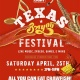 Bud Light Presents The Texas Bayou Festival All You Can Eat Crawfish