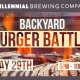 Backyard Burger Battle