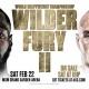 Wilder vs Fury II: World Heavyweight