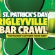 Chicago's Best St. Patrick's Day Bar Crawl in Wrigleyville on Sat, March 14