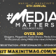 Makin' It Magazine's 6th Annual Media Matters Soundstage during SXSW