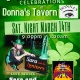 Sara and The Igniters St. Patricks Day at Donna's Tavern