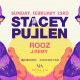 Stacey Pullen at Hotel Via Rooftop