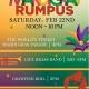 Mardi Gras Rumpus 2020