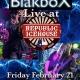 BlakboX At Republic Icehouse!