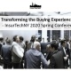 InsurTech NY Spring 2020 Conference: Transforming the Buying Experience