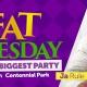 3rd Annual Fat Tuesday