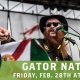 Gator Nate LIVE at FMBrew