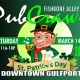 St. Patrick's Downtown Gulfport Pub Crawl