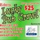 Rough Rider's Get Lucky Pub Crawl
