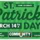 St. Patricks's Day At Community Beer Co.