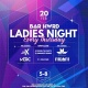 Bar Hwrd Ladies Night Thursdays