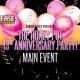 Anniversary weekend Main Event - $1000 Balloon Drop-Free Drinks!