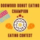 Dogwood Donut Eating Champion