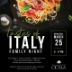 Tastes of Italy, Family Style - Members