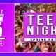 Teen Night: Spring Break