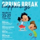 Kids Club: Spring Break!