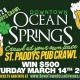 Downtown Ocean Springs 'Crawl at your own pace' St. Paddys Pub C