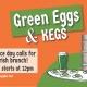 Green Eggs & Kegs at MacDinton's Irish Pub