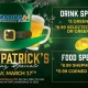 St. Patrick's Day at Your Locals Favorite Hangout, Marina 84 :)
